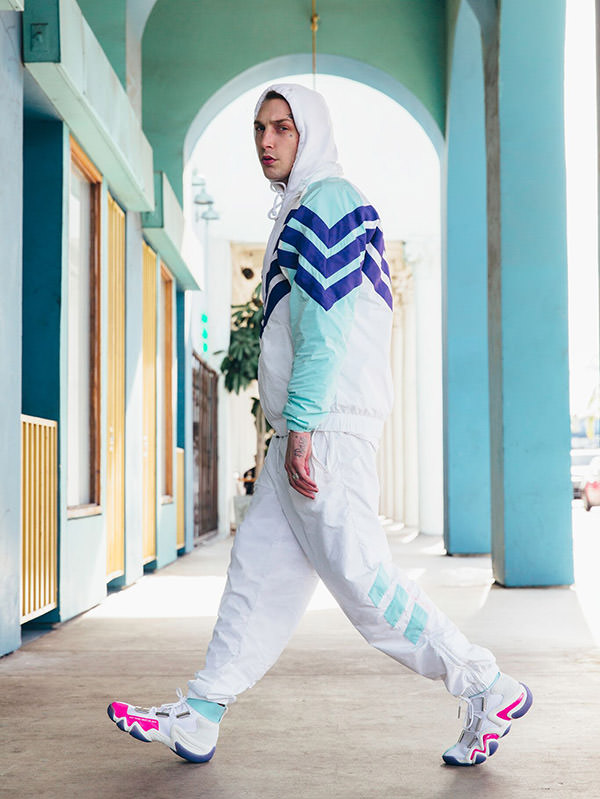 Nice Kicks x Adidas Consortium Capsule Take it Back to the '90s with Venice Vibes