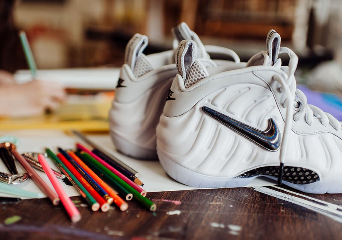 "Nike Air Foamposite Pro ""All-Star"""