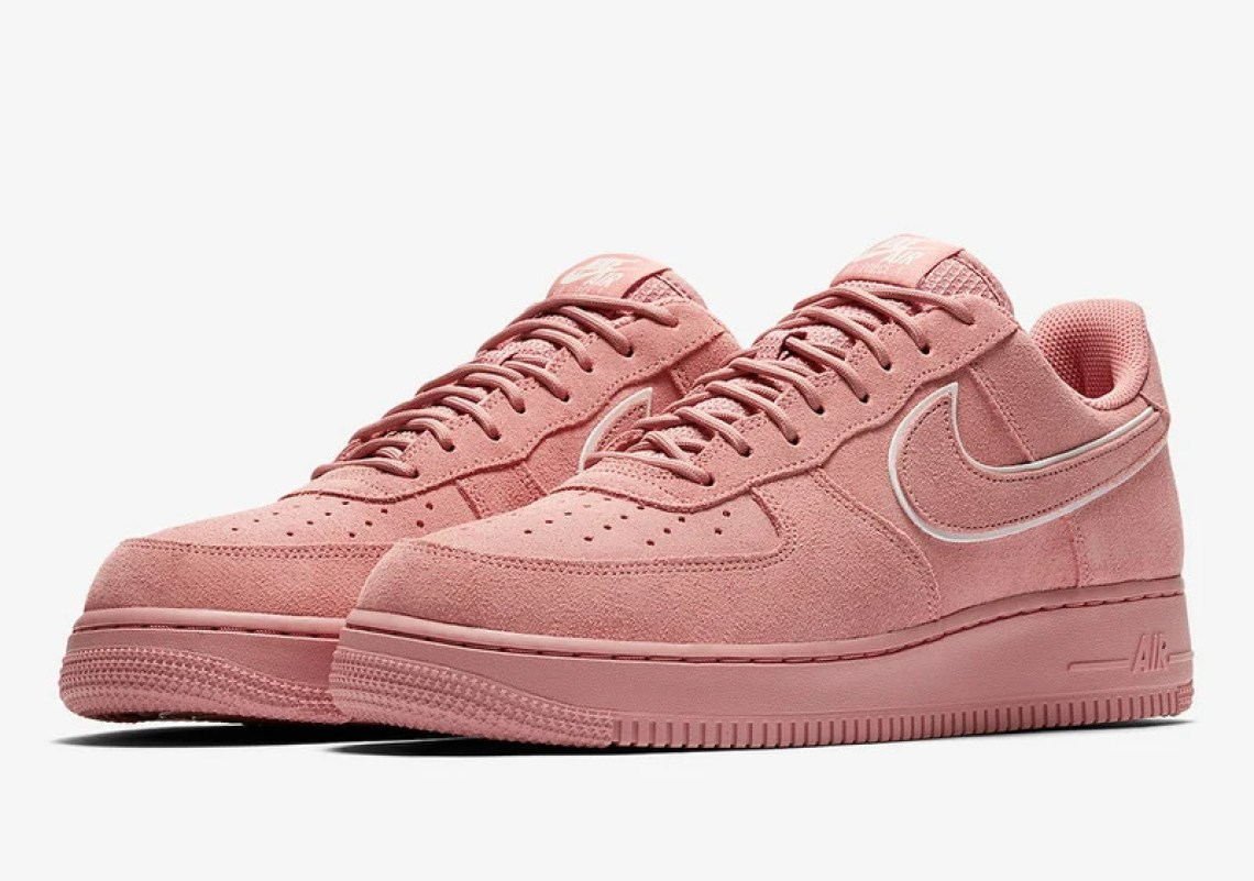 "Nike Air Force 1 Low ""Suede"" Pack"