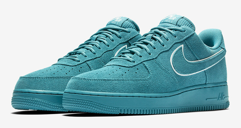 best service 532a7 d83b9 ... discount nike air force 1 low suede pack 84add 206c8