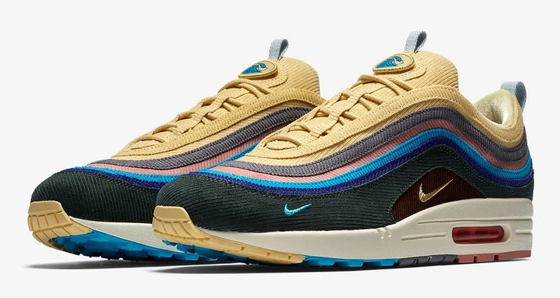 sneakers nike air max 971 views on the account Instagram of