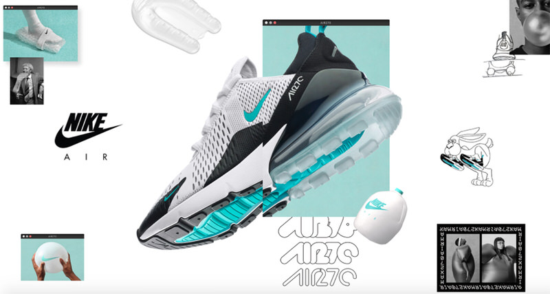 48bf1f0cef Nike Air Max 270
