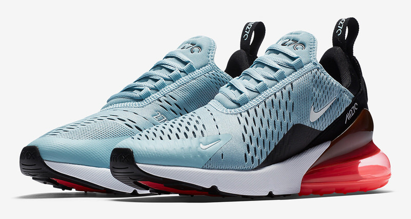 huge discount c65a3 bda8f ... get nike air max 270 ocean bliss release date 8708f 5676a