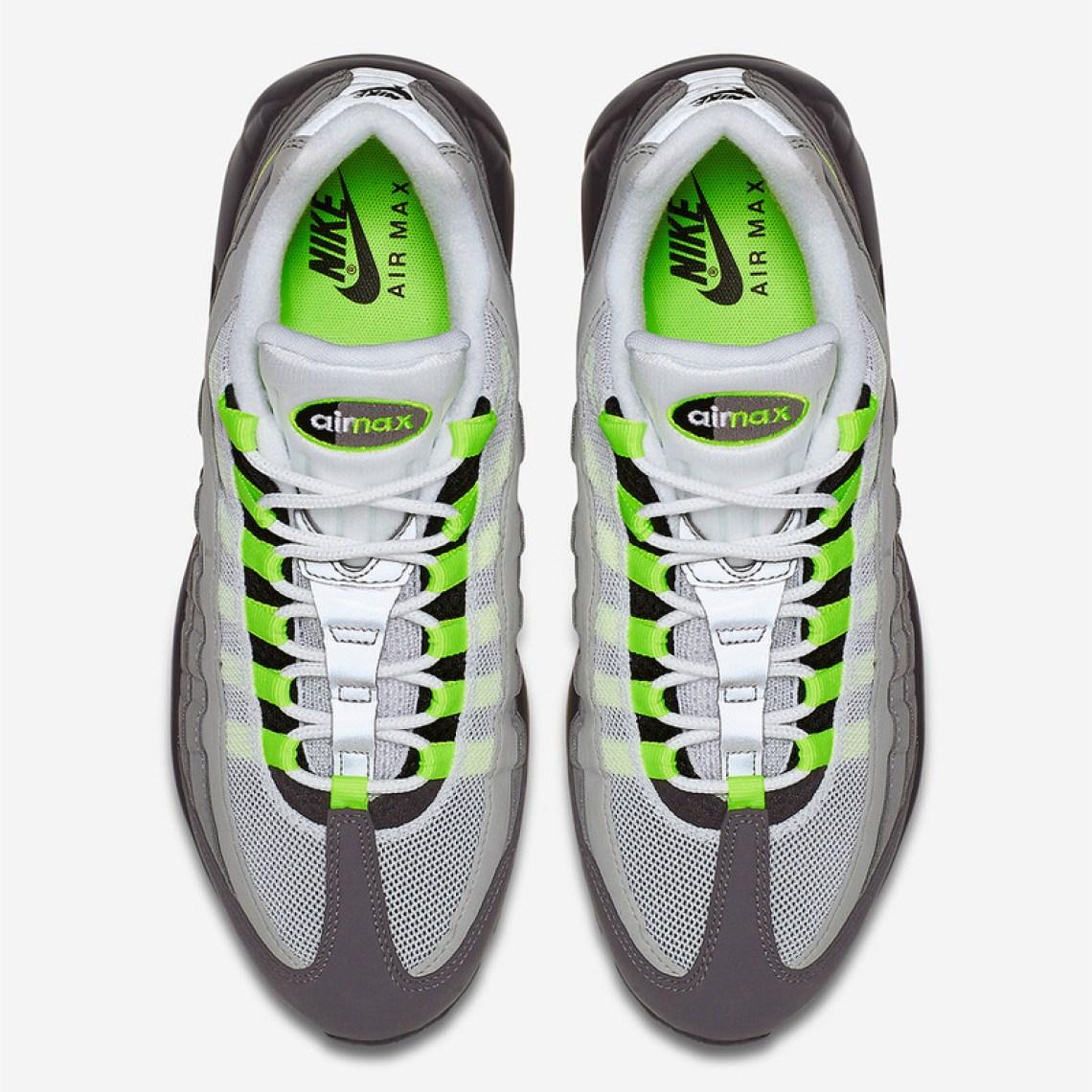 """promo code b8087 fc4c7 Nike Air Max 95 """"Neon"""" ..."""