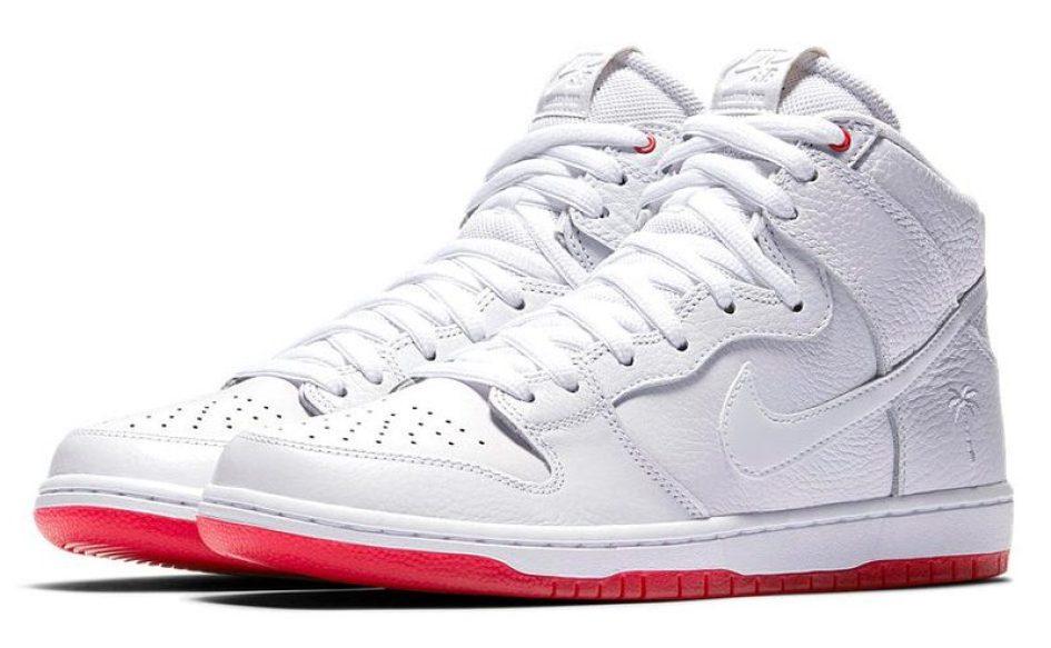 Kevin Bradley x Nike SB Dunk High