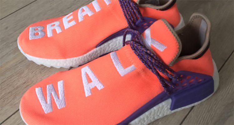 Pharrell x adidas NMD Hu Breathe/Walk
