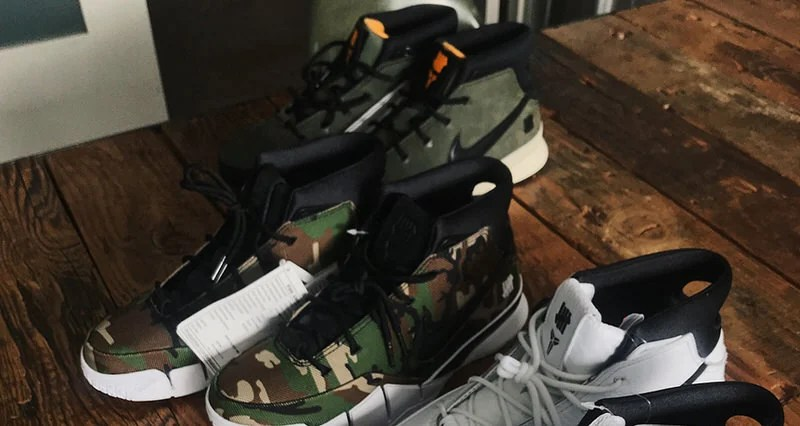 3a2b046679a24 Third Undefeated x Nike Zoom Kobe 1 Protro is Revealed