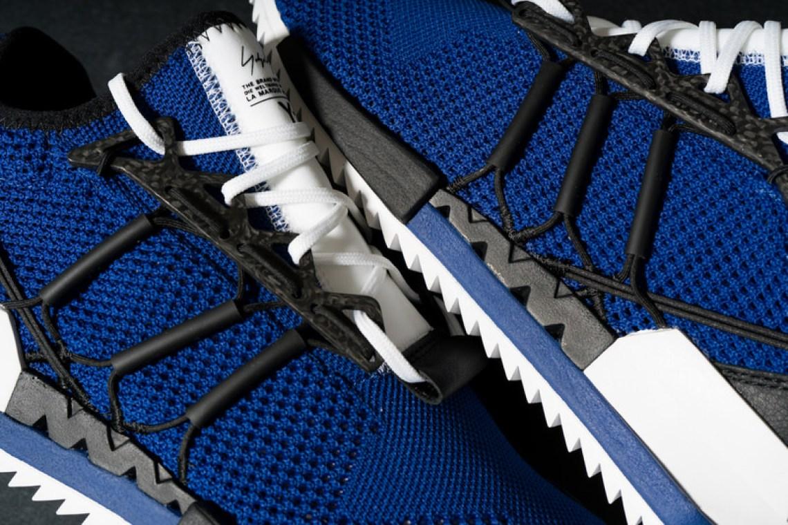 """adidas Y-3 Harigane """"Mystery Ink"""""""