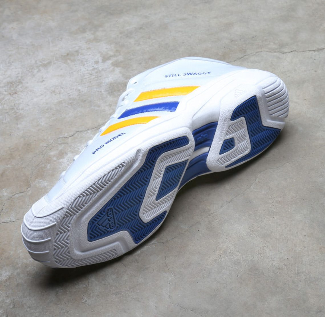 Swaggy P Shoe Size