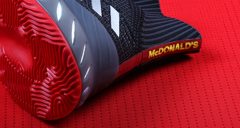 huge discount 16677 d4c35 The 2018 McDonalds All American Games Adidas Jerseys  Crazy Explosive PE