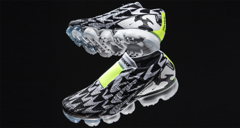 new style 4415e 900ae ACRONYM x Nike Air VaporMax Moc 2 Drops This Weekend