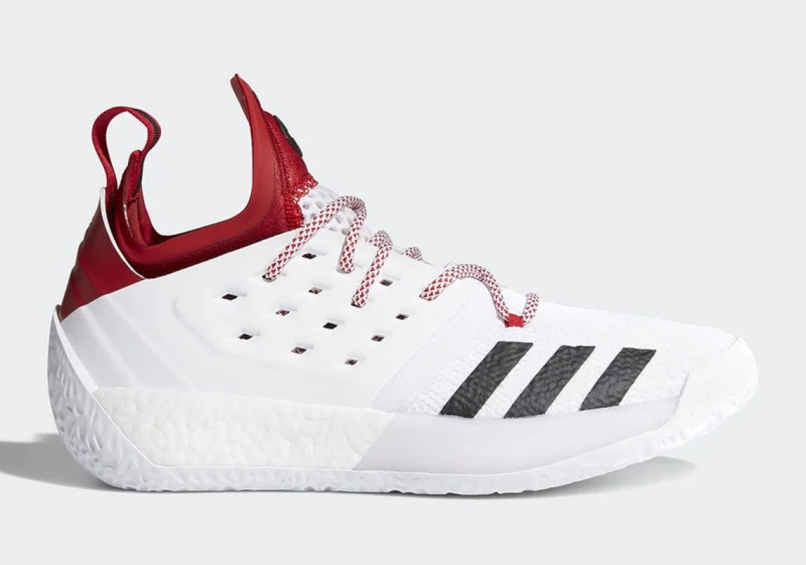 """adidas Harden Vol. 2 """"March Madness"""" Pack"""
