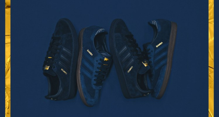 "adidas ""Navy Gold"" Pack"