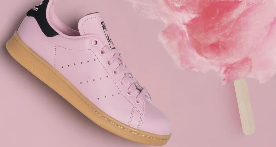adidas Stan Smith Pink/Black // Available Now
