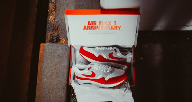 "Nike Air Max 1 Anniversary ""University Red"""