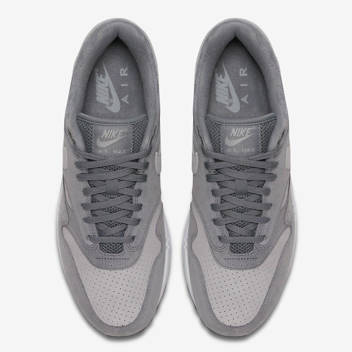 """Nike Air Max 1 """"Grey Perf"""""""