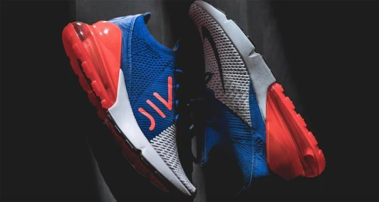 best sneakers 168ac e81b4 Nike Air Max 270 Flyknit