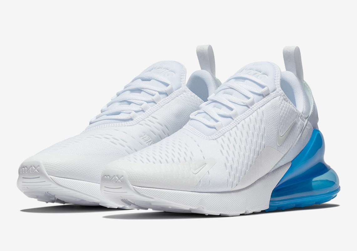 Nike Air Max 270 White/Photo Blue
