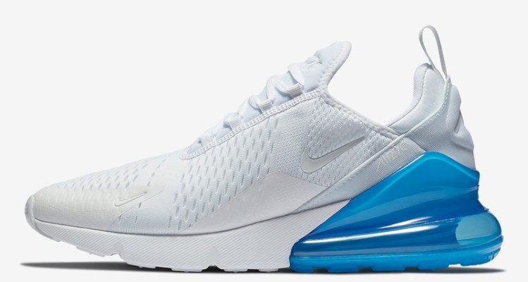 Nike Air Max 270 White/Photo Blue