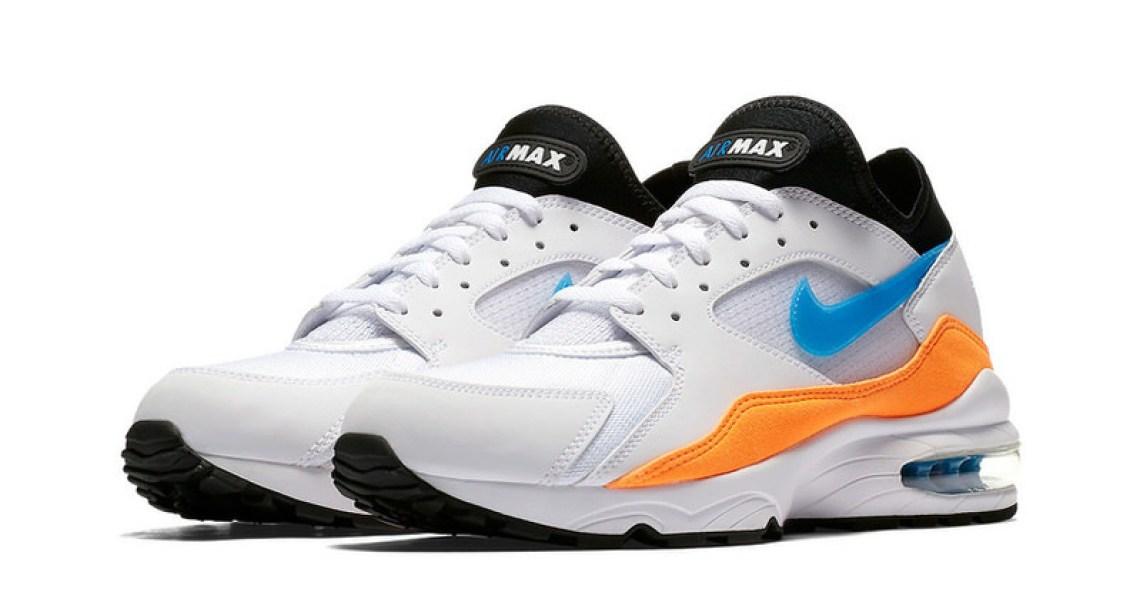 "Nike Air Max 93 ""Nebula Blue"""