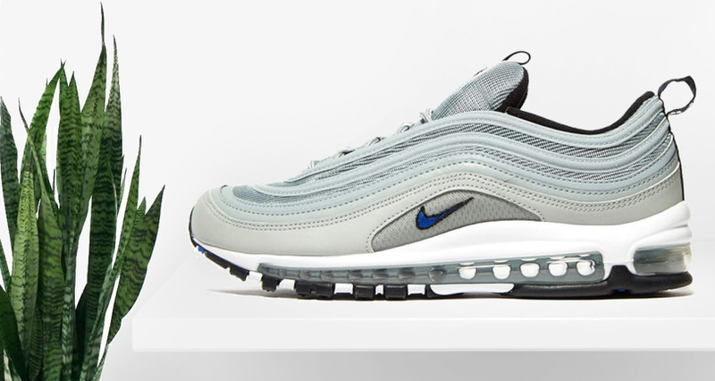 """timeless design b7a32 0f09f How to Buy the Nike Air Max 97 """"Silver Bullet"""" Alternate"""