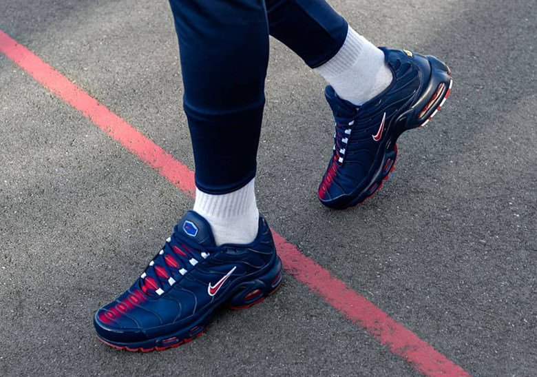 "Nike Air Max Plus ""French Derby"" Pack"
