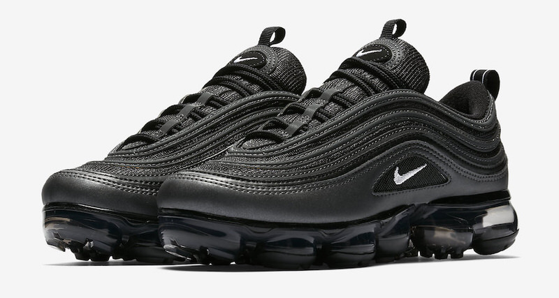 """9a641d95bfc918 Nike Air VaporMax 97 """"Black Reflect"""" Drops Later This Month"""