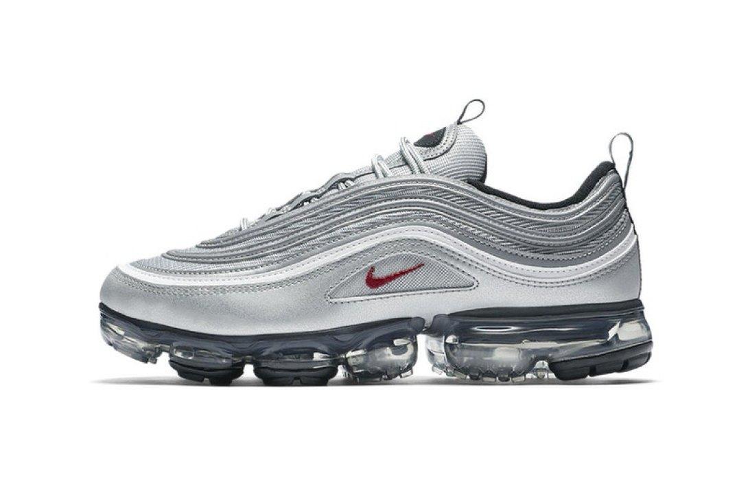 "Nike Air VaporMax 97 ""Silver Bullet"""