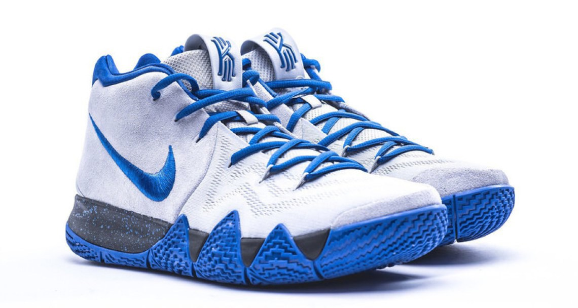 "c82d61d6fa9 Nike Kyrie 4 ""Duke"" PE Arrives for March Madness"