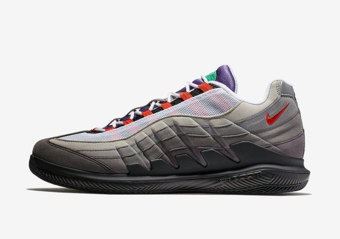 8e9cdd905e583f NikeCourt Vapor RF x Air Max 95