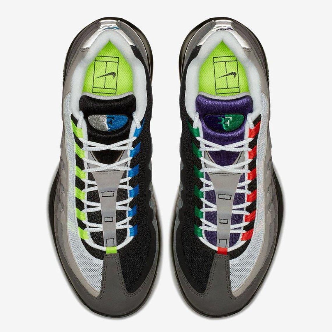 305d04d8d5c NikeCourt Vapor RF x Air Max 95
