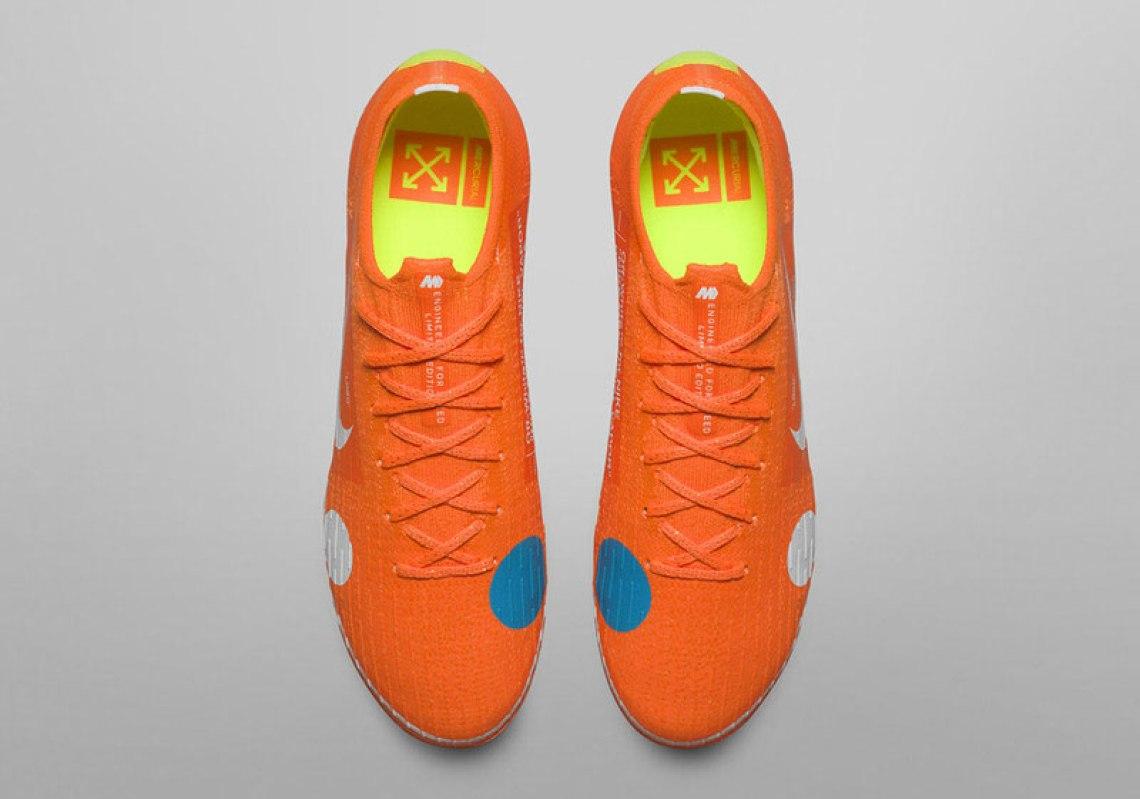 273bc31fc58b OFF WHITE x Nike Mercurial Vapor 360 Release Date