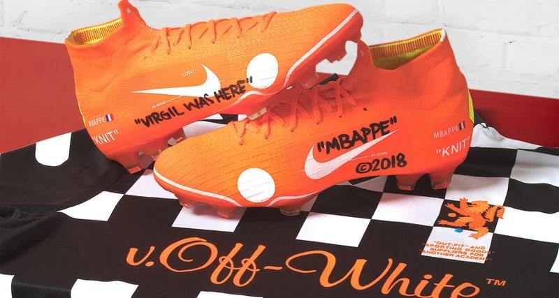 c2a068e9cd14 OFF WHITE x Nike Mercurial Vapor 360 Drops This Weekend