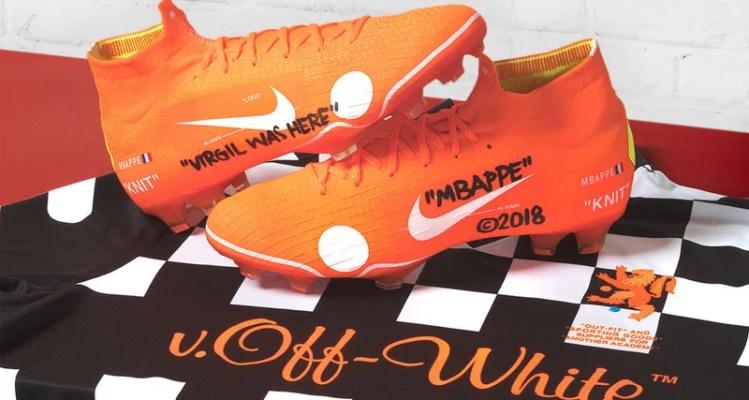 OFF WHITE x Nike Mercurial Vapor 360