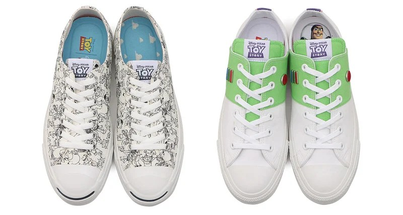 f2c22ba955 Toy Story x Converse Collection    Available Now