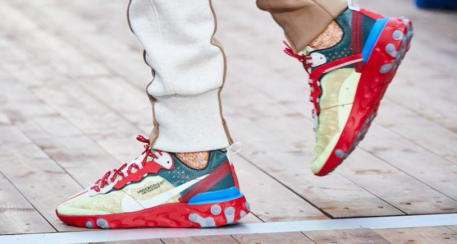 3b478ed1a61b Undercover x Nike React Element 87 Undercover x Nike React Element 87