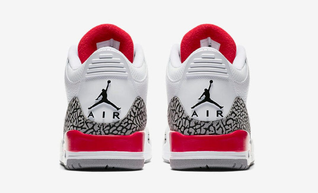 "premium selection f35a7 5f7fc Air Jordan 3 ""Katrina"" ..."