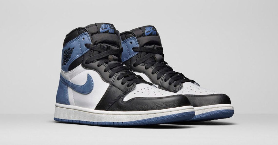 "Air Jordan 1 ""Blue Moon"""