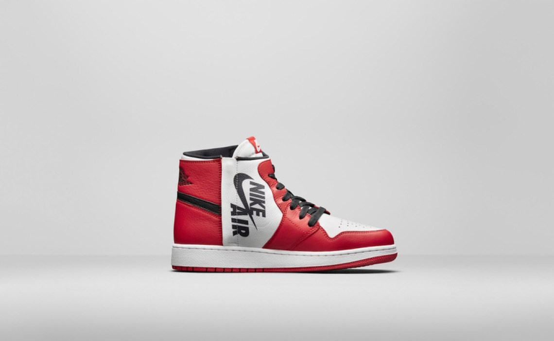 "Air Jordan 1 Rebel ""Chicago"""