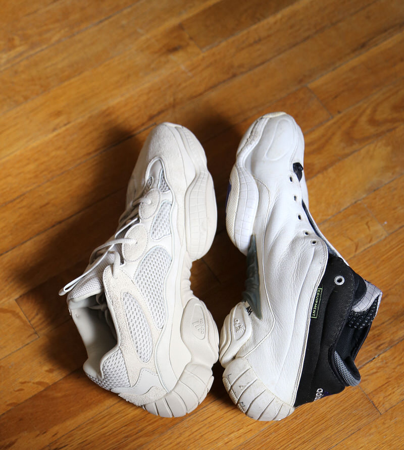 cheap for discount a9ac4 16af3 yeezy 500 look alike