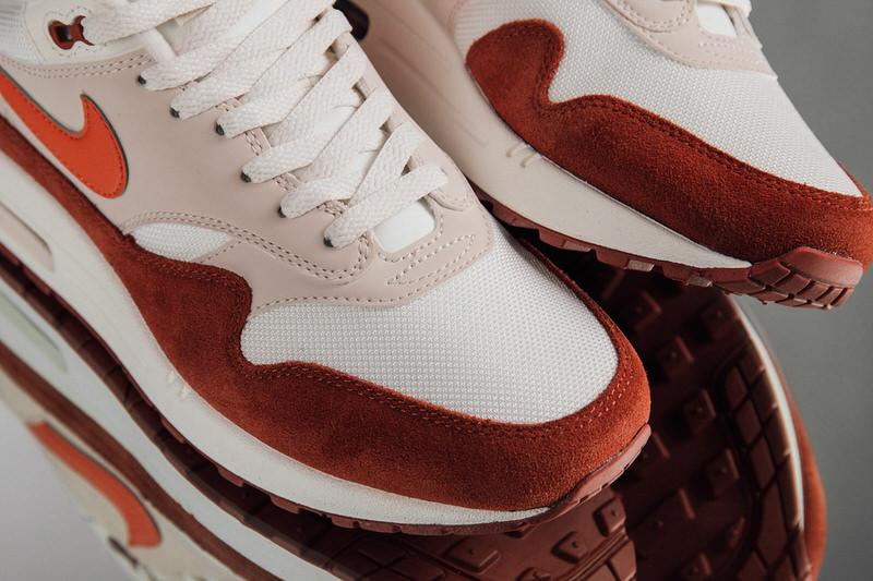 """... Nike Air Max 1 """"Sail/Mars Stone"""" ..."""