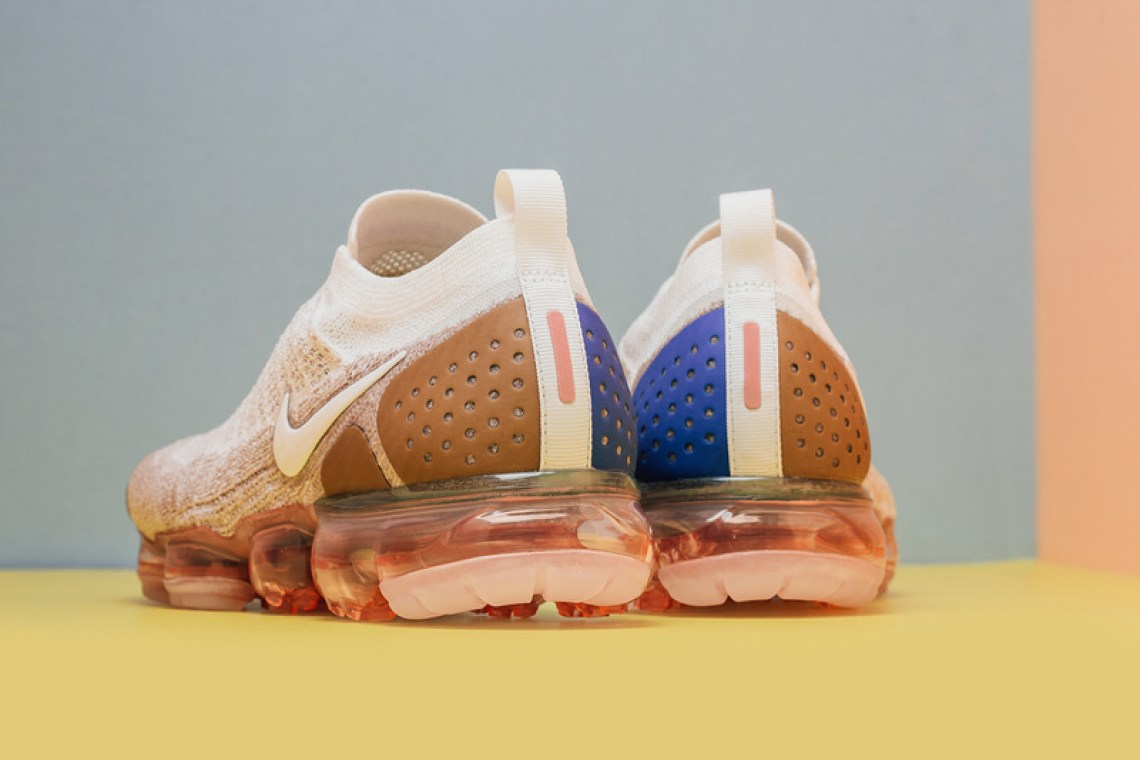 """online store b831e be873 Nike Air VaporMax MOC 2 """"SailWheat""""  Special For Shoe ..."""
