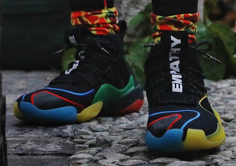 Pharrell x adidas Crazy BYW X