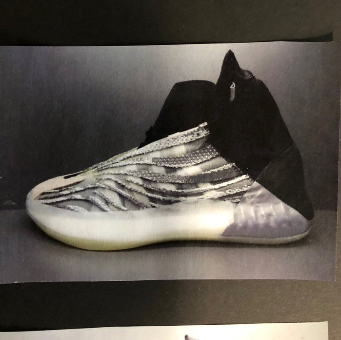 bcd81ae5bb76f Is the adidas Yeezy Basketball Shoe on the Way