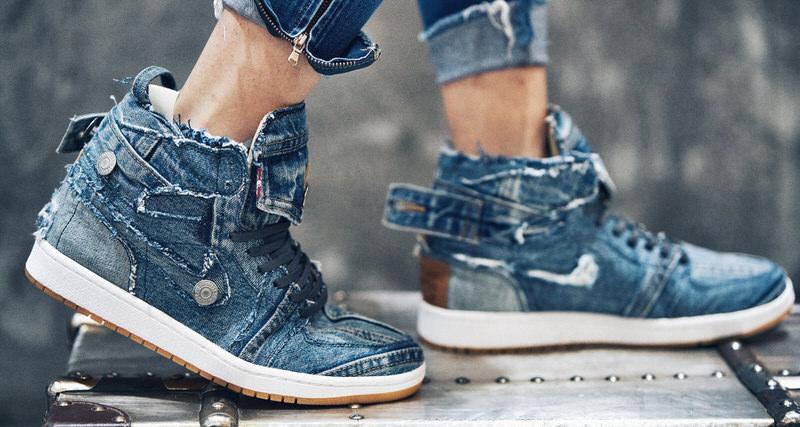 air jordan custom sneakers