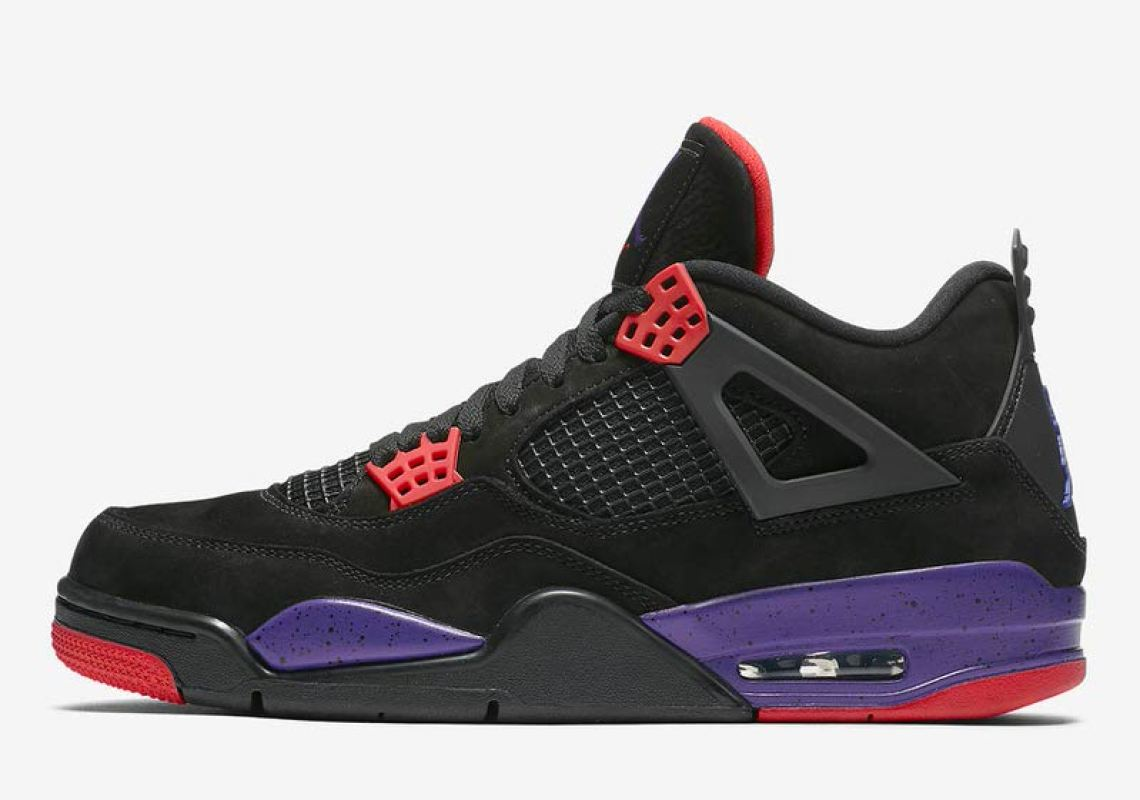 "official photos 1c438 1bdd9 Air Jordan 4 ""Raptors"" ..."