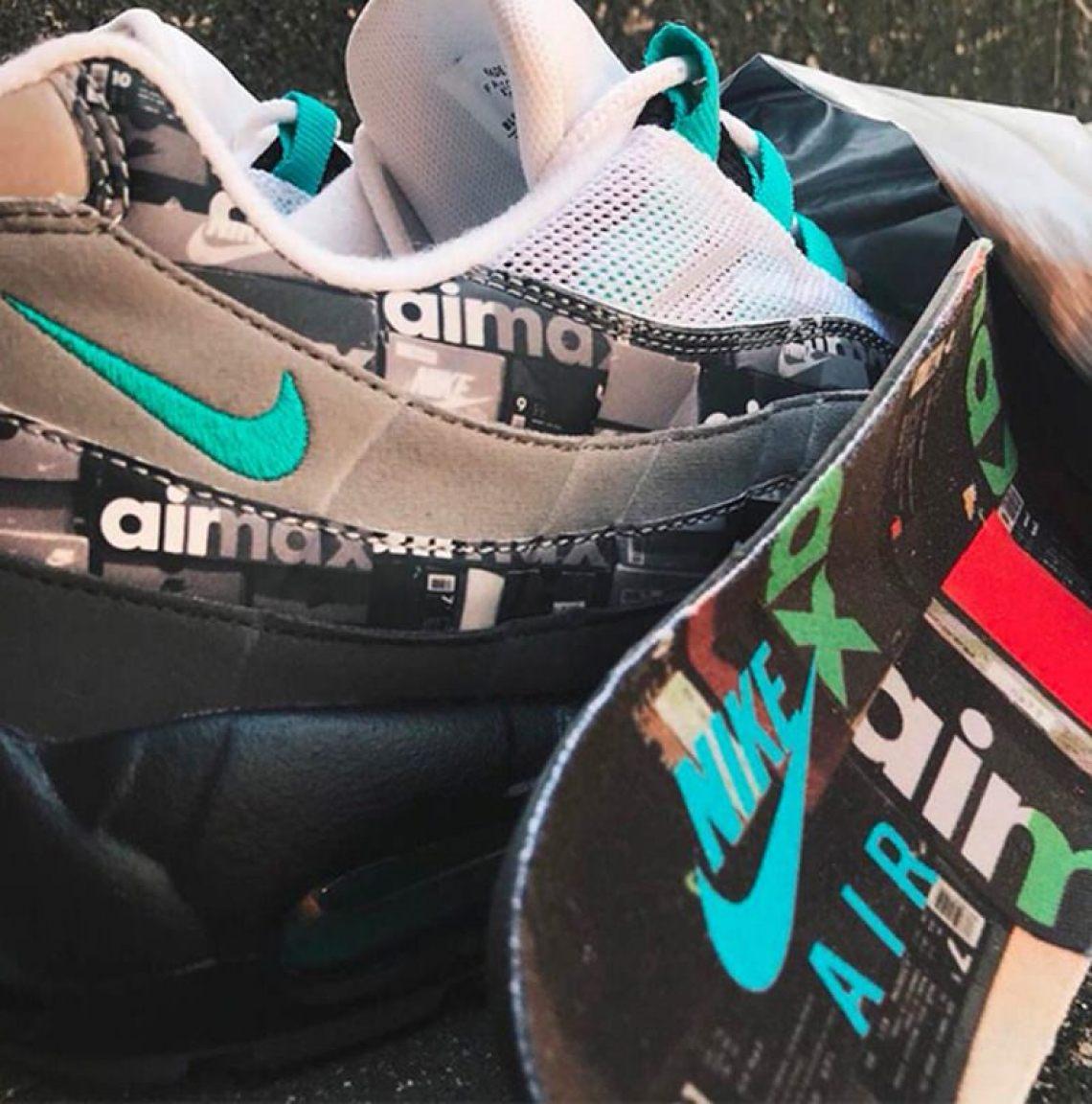 8a2caf598d5bb atmos x Nike Air Max 95