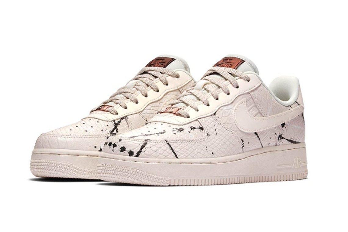 """Nike Air Force 1 """"Phantom Snakeskin"""""""