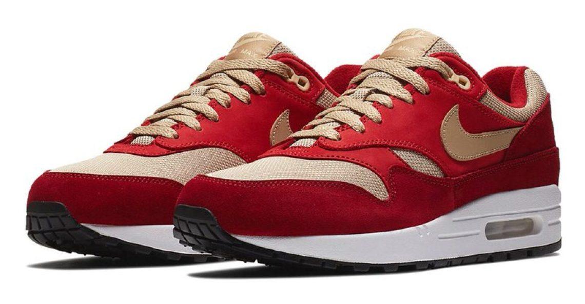 """atmos x Nike Air Max 1 """"Curry"""" Pack"""