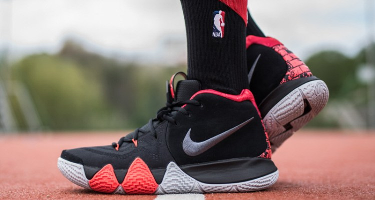 "Nike Kyrie 4 ""Brick Points"""